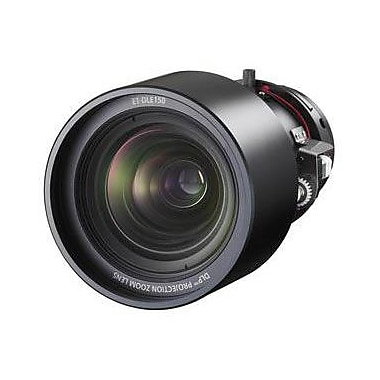 Panasonic ETDLE150 Power Zoom Lens for PT-DW5100U/DW5100UL/D5700U/D5700UL