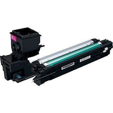 Konica Minolta MC3730 Magenta Toner Cartridge (A0WG0CF), Standard