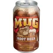 Mug Root Beer, 355 mL Cans, 12-Pack