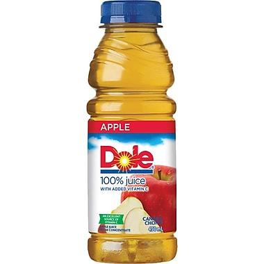 Dole Apple Juice, 450 mL Bottles, 12-Pack