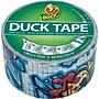 Duck Tape® Brand Duct Tape, Graffiti, 1.88x 10