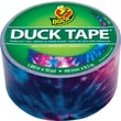 Duck Tape® Brand Duct Tape, Totally Tie-Dye, 1.88in. x 10 Yards