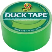 Duck Tape® Brand Duct Tape Island Lime X-Factor™, Neon Green, 1.88 x 15 Yards