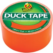 Duck Tape® Brand Duct Tape, Blaze Orange X-Factor™, 1.88 x 15 Yards