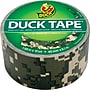 Duck Tape® Brand Duct Tape, Digital Camo, 1.88
