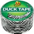 "Duck Tape® Brand Duct Tape, Zig-Zag Zebra™, 1.88"" x 10 Yards"