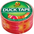 "Duck Tape® Brand Duct Tape, Cosmic Tie-Dye, 1.88"" x 10 Yards"
