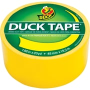 Duck Tape® Brand Duct Tape, Sunburst Yellow™, 1.88 x 20 Yards