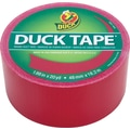 Duck Tape® Brand Duct Tape, Cha Cha Cherry, 1.88in. x 20 Yards