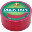 "Duck Tape® Brand Duct Tape, Cha Cha Cherry™, 1.88"" x 20 Yards"