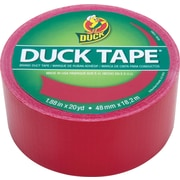 Duck Tape® Brand Duct Tape, Cha Cha Cherry™, 1.88 x 20 Yards