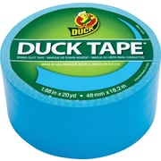 "Duck Tape® Brand Duct Tape, Electric Blue™, 1.88"" x 20 Yards"