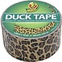 Duck Tape® Brand Duct Tape, Spotted Leopard™, 1.88""