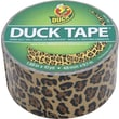 "Duck Tape® Brand Duct Tape, Spotted Leopard™, 1.88"" x 10 Yards"