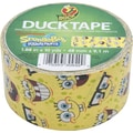Duck Tape Brand Duct Tape, Spongebob Squarepants, 1.88in.x 10 Yards