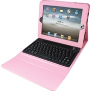 2COOL Portfolio with Bluetooth Keyboard, Pink