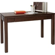 Martha Stewart Home Office Blair Desk, Walnut Brown
