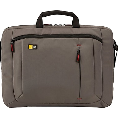 Case Logic 16in. Laptop Attache, Brown