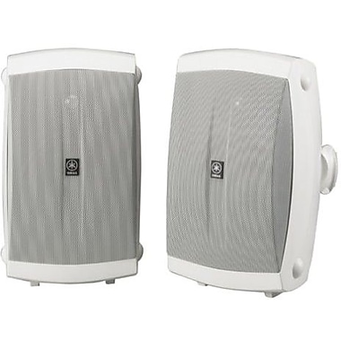 Yamaha NS-AW350W All Weather Speaker System, White