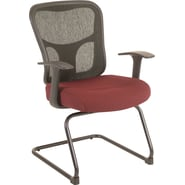 Tempur-Pedic® TP8100 Ergonomic Mid-Back Guest Chair, Burgundy
