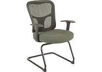 Tempur-Pedic® TP8100 Ergonomic Mid-Back Guest Chair, Olive