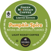 Keurig® K-Cup® Green Mountain® Pumpkin Spice Coffee, Regular, 18 Pack