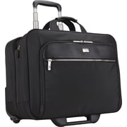 Case Logic 17 Security Friendly Rolling Laptop Case, Black