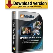 4Media iPad Max Platinum for Windows