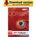 ABBYY FineReader 11 Professional Edition Upgrade for Windows (1-User) [Download]