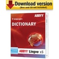 ABBYY Lingvo X5: Russian to 9 Languages Dictionary for Windows (1-User) [Download]