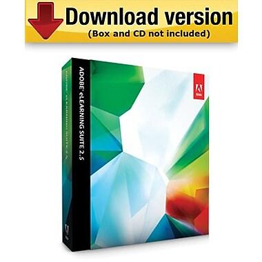 Adobe – eLearning Suite 2.5 pour Mac (1 utilisateur) [Téléchargement]