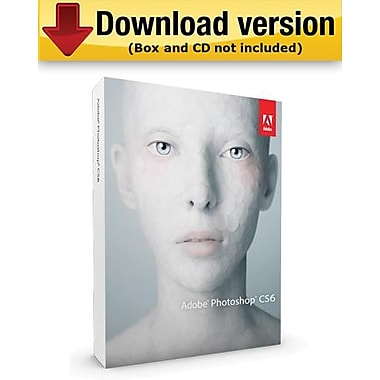 Adobe Photoshop CS6 for Mac (1-User) [Download]