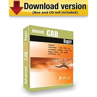 Advanced CAB Repair for Windows (1-User) [Download]