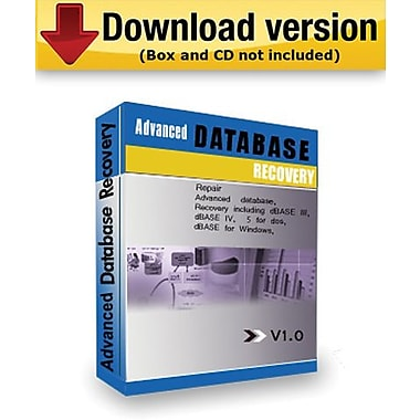 Advanced Database Recovery for Windows (1-User) [Download]