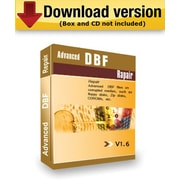 Advanced DBF Repair for Windows (1-User) [Download]