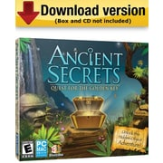 Ancient Secrets: Quest for the Golden Key for Windows (1-User) [Download]