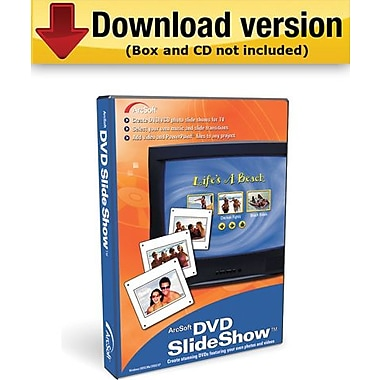 ArcSoft DVD Slideshow for Windows (1-User) [Download]