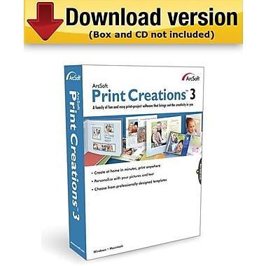 ArcSoft Print Creations - Cards & Calendars Bundle for Windows (1-User) [Download]