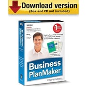 Business PlanMaker Professional 12 for Windows (1-User) [Download]