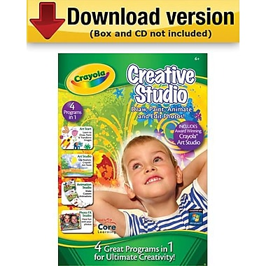 Crayola Creative Studio for Windows (1-User) [Download]