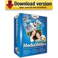 CyberLink MediaShow 6 Deluxe for Windows (1-User) [Download]
