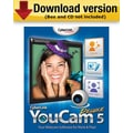 CyberLink YouCam 5 Deluxe for Windows (1-User) [Download]