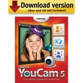 CyberLink YouCam 5 Standard for Windows (1-User) [Download]