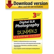 Digital SLR Photography For Dummies - 30 Day Access for Windows (1-User) [Download]