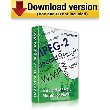 Elecard MPEG-2 PlugIn for WMP for Windows (1-User) [Download]