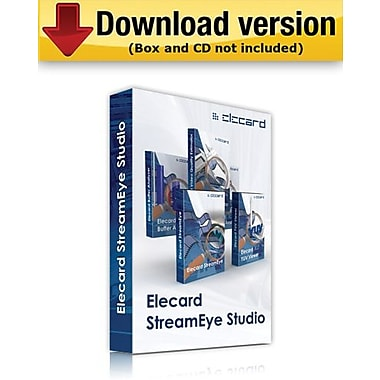 Elecard StreamEye Studio for Windows (1-User) [Download]