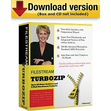 FileStream TurboZIP for Windows (1-User) [Download]