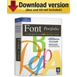 Font Portfolio for Windows (1 - User) [Download]