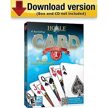 Hoyle Card Games 2012 for Windows (1-User) [Download]