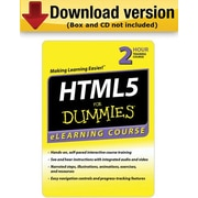 HTML 5 For Dummies for Windows